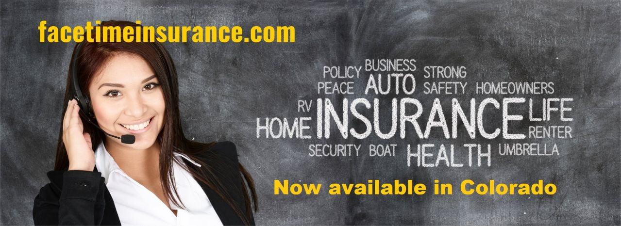 colorado home insurance facetime insurance